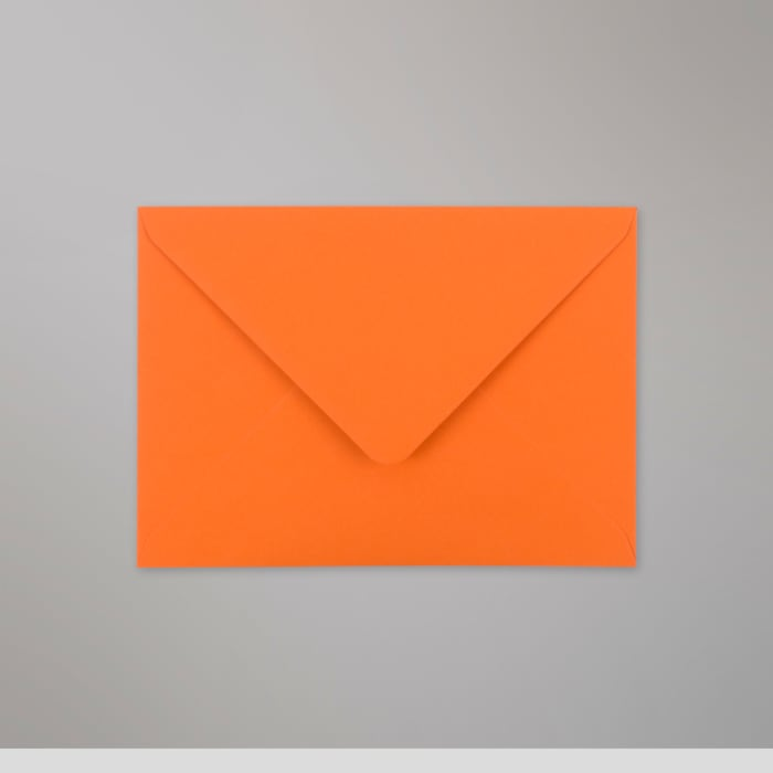 Sobre Clariana naranja de 125x175 mm