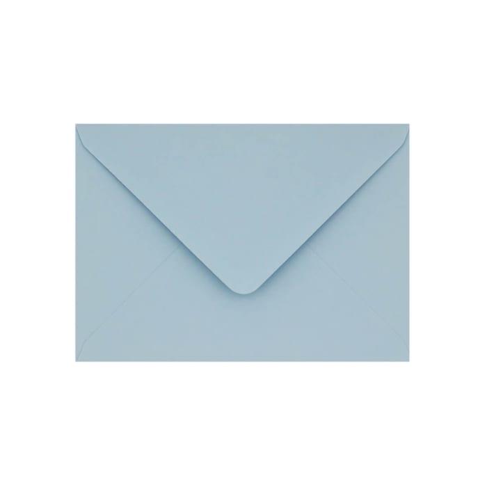 125x175 mm Clariana Lichtblauw Envelop