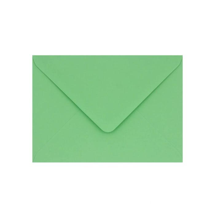 125x175 mm Koperta pastelowozielona Clariana