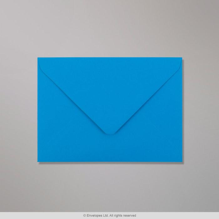 Enveloppe Clariana bleue éclatante 133x184 mm