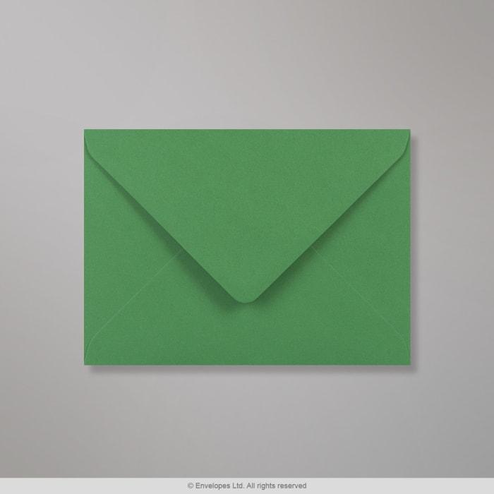 Tiefgrüner Clariana Briefumschlag 133x184 mm