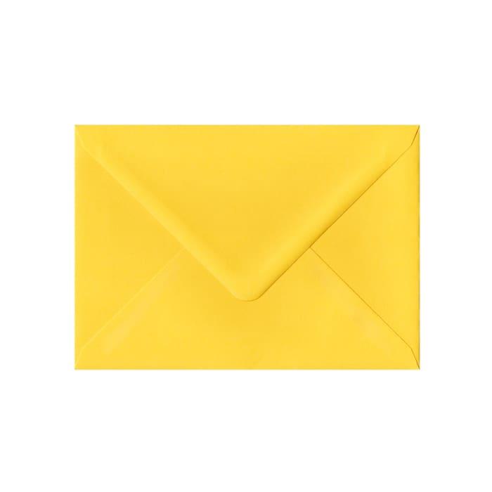 133x184 mm Busta Gamma Clariana giallo