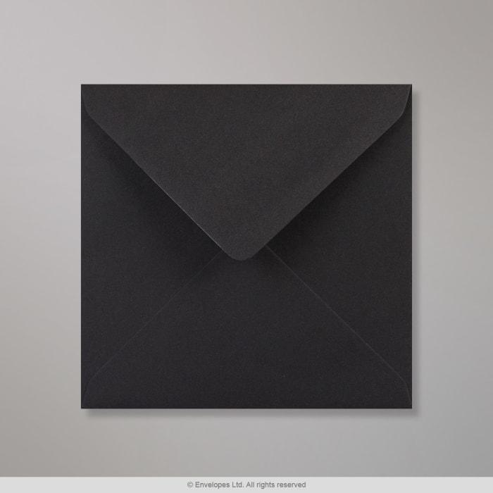 140x140 mm Koperta czarna Clariana