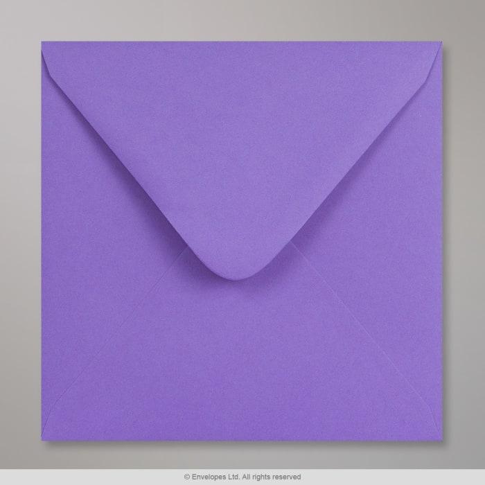 Violetter Clariana Briefumschlag 155x155 mm