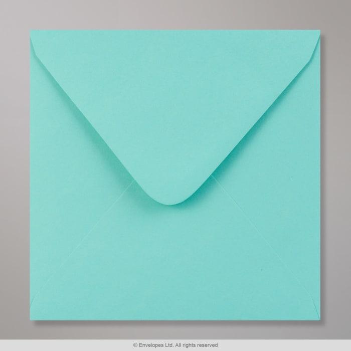 155x155 mm Clariana Lichtblauw Envelop