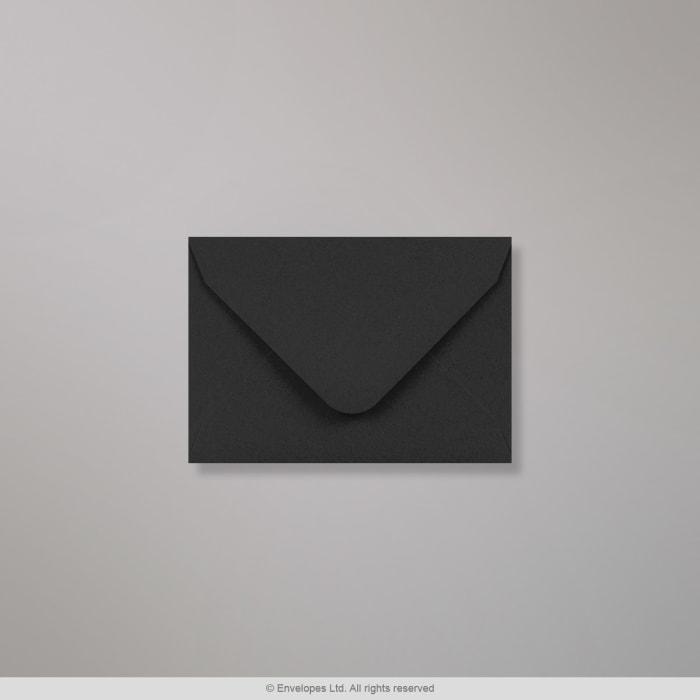Sort Clariana-konvolut 65x94 mm
