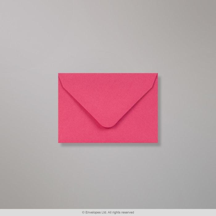Lyserød Clariana-konvolut 65x94 mm