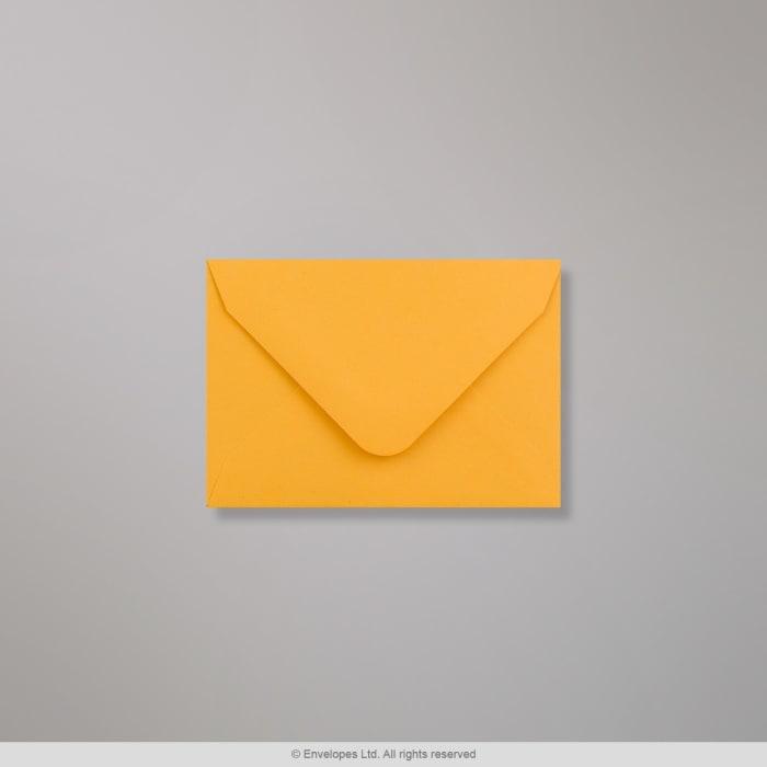 Enveloppe Clariana jaune profonde 65x94 mm