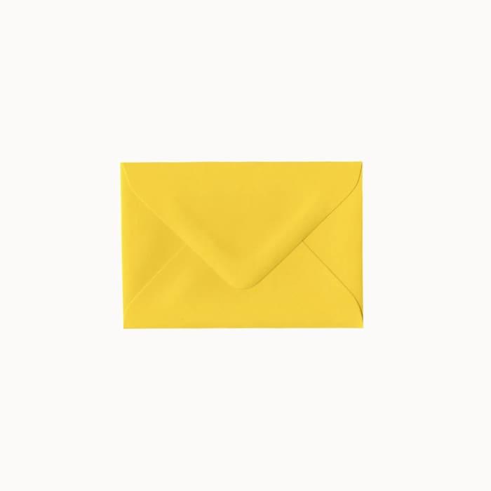 65x94 mm Clariana päällä keltainen