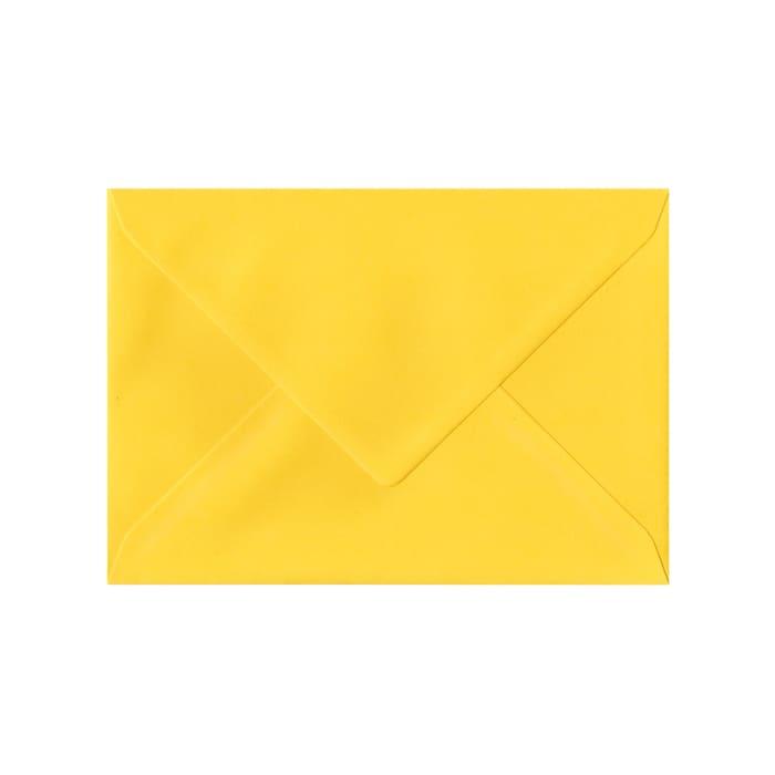 162x229 mm (C5) Busta Gamma Clariana giallo