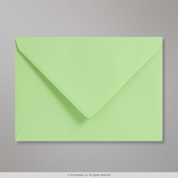 Sobre Clariana verde pastel de 162x229 mm (C5)