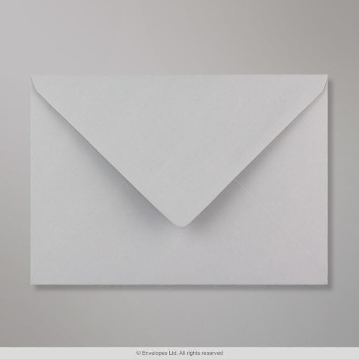 Enveloppe Clariana grise pâle 162x229 mm (C5)