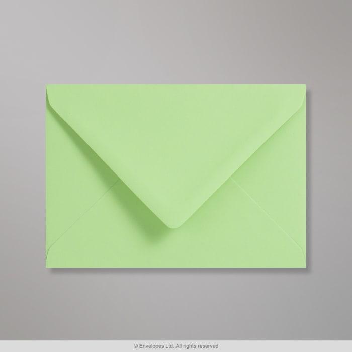 Enveloppe clariana verte pâle 114x162 mm (C6)