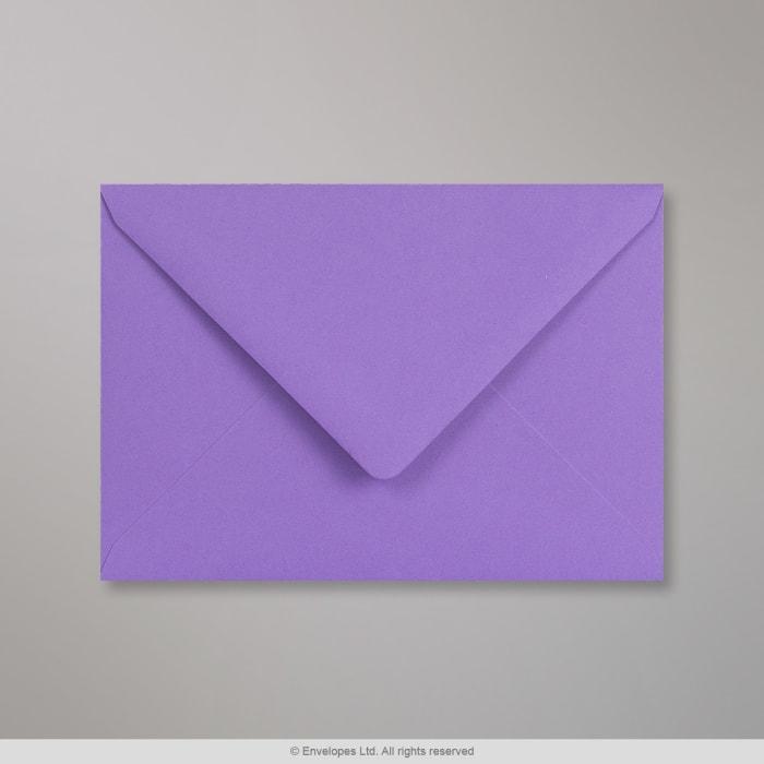 Clariana, purppuran värinen kirjekuori 114x162 mm (C6)