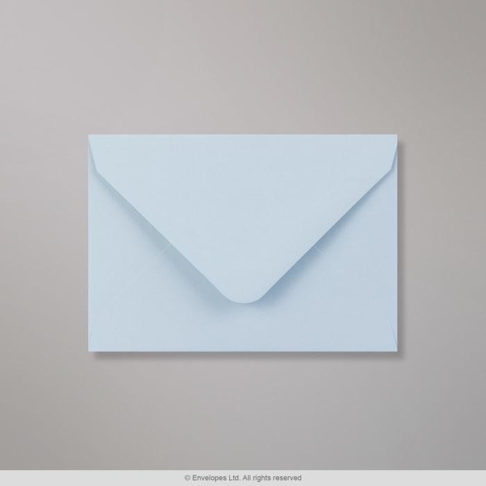 Enveloppe Clariana bleue pâle 82x113 mm (C7)