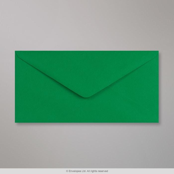 Enveloppe Clariana verte profonde 110x220 mm (DL)