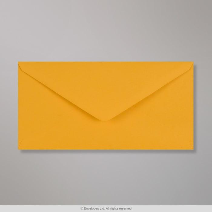 Enveloppe Clariana jaune profonde 110x220 mm (DL)
