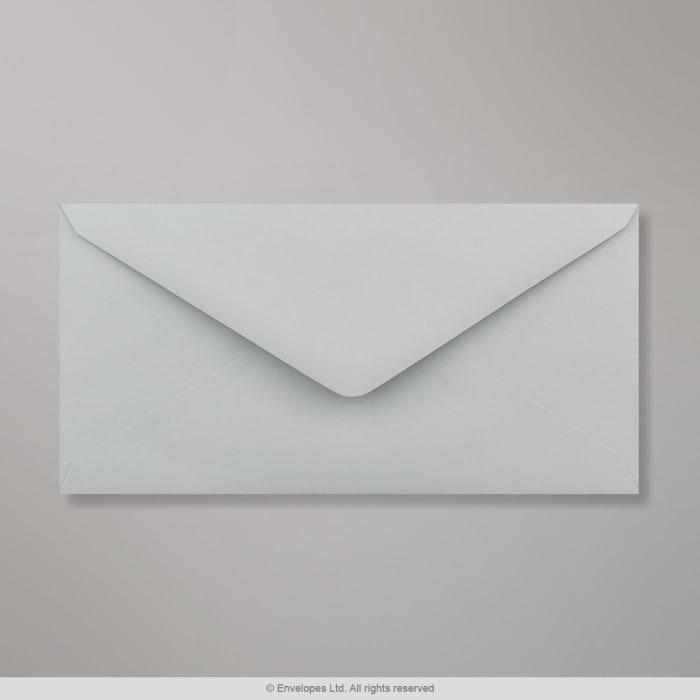 Enveloppe Clariana grise pâle 110x220 mm (DL)