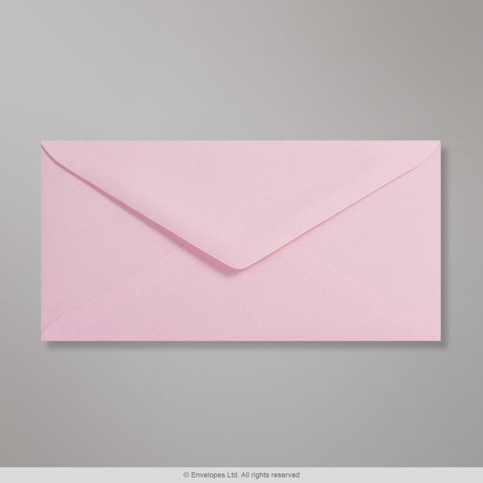 Sobre Clariana rosa pastel de 110x220 mm (DL)