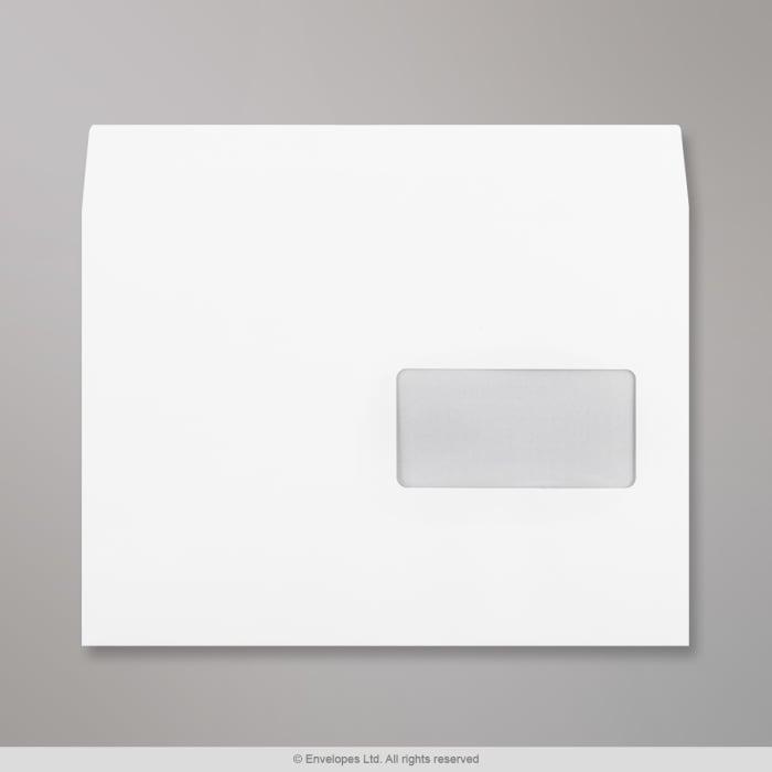 162x229 mm (C5) Biała koperta