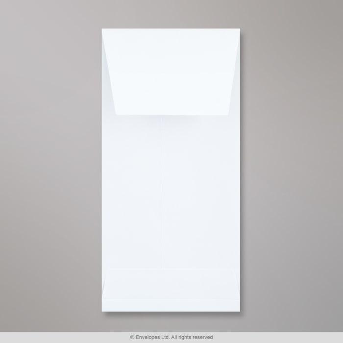 Valkoinen sivulevikekirjekuori 220x110x25 mm (DL)