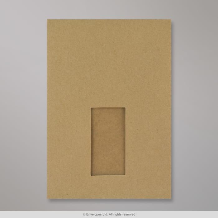 229x162x25 mm Manilla Geer Envelop