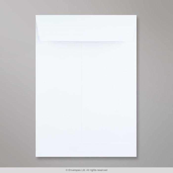 Klasická bílá kapacitní obálka 352x250x25 mm
