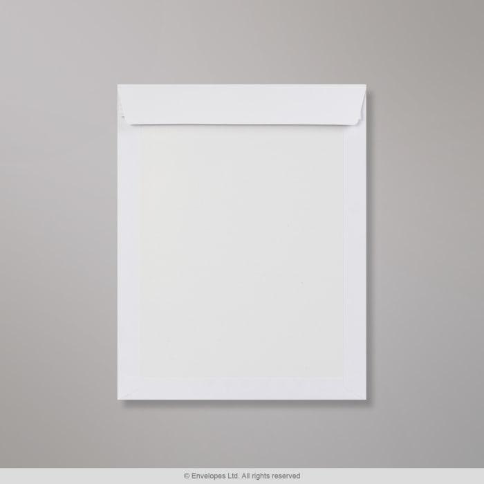 Continental-valkoinen pahvitaustainen kirjekuori 330x260 mm