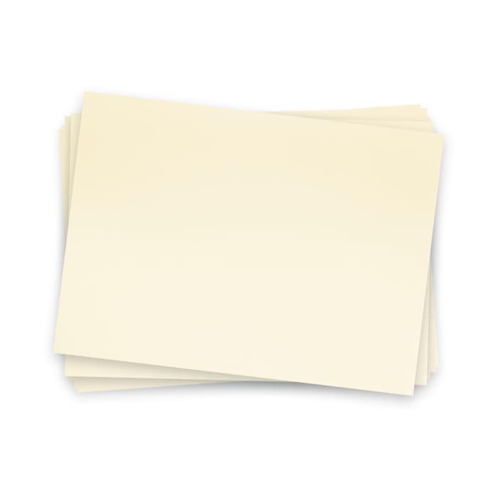 Tarjeta de papel marfil con efecto tejido de 240 g/m² (A4)
