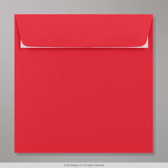 155x155 mm Clariana Helder Rood Envelop