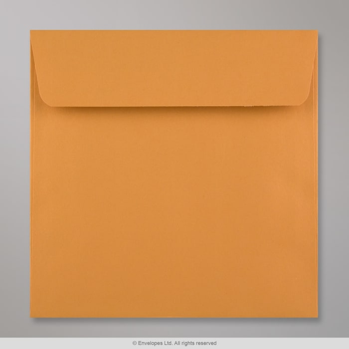 Světle hnědá obálka Clariana 155x155 mm