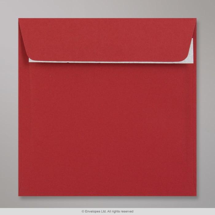155x155 mm Clariana Donkerrood Envelop
