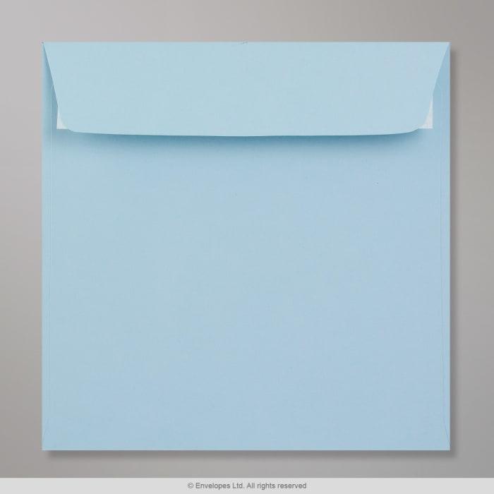155x155 mm Pastelovo-modrá obálka Clariana