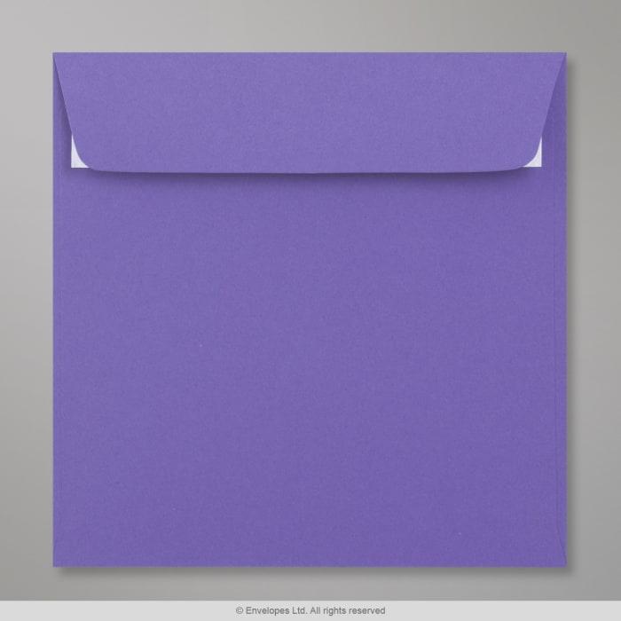 155x155 mm Clariana Paars Envelop