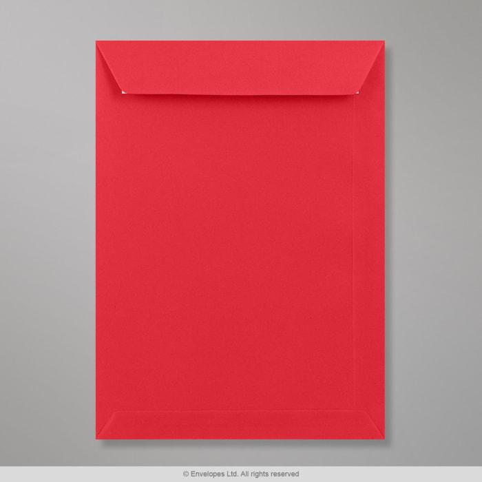 324x229 mm (C4) Koperta jasnoczerwona Clariana
