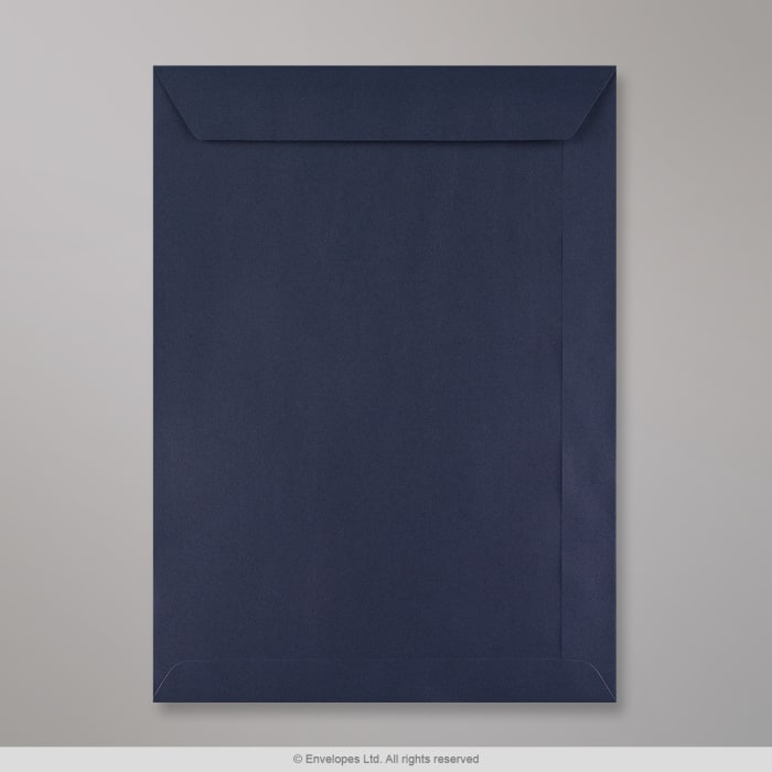 Mørkeblå Clariana-konvolut 324x229 mm (C4)