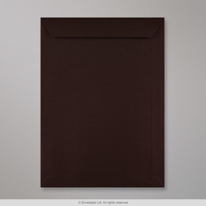 Sobre Clariana marrón oscuro de 324x229 mm (C4)