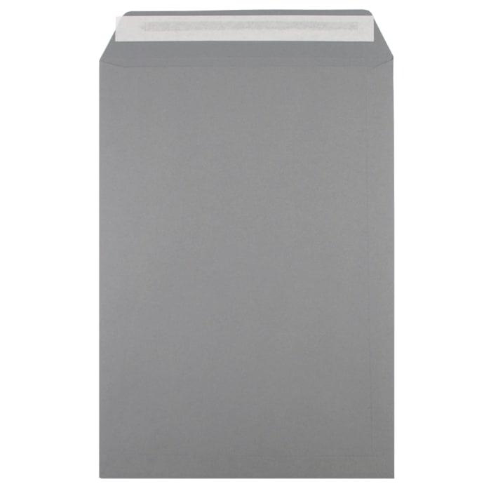 Tmavě šedá obálka Clariana 229x324 mm (C4)