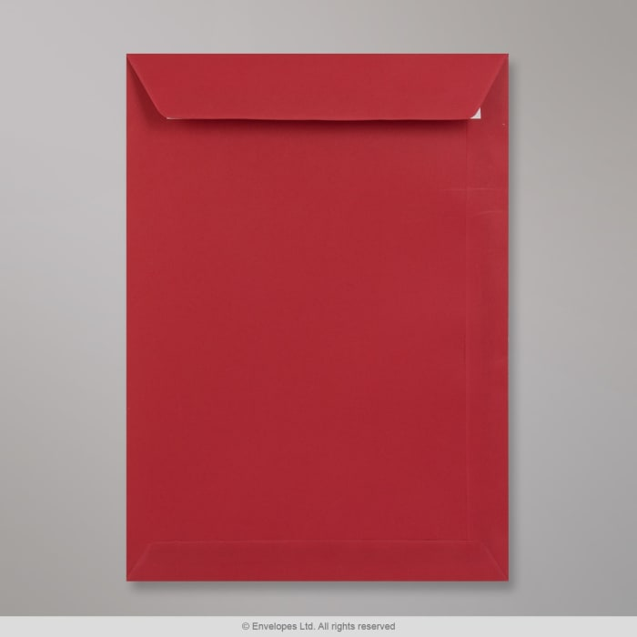 Enveloppe Clariana rouge foncée 324x229 mm (C4)