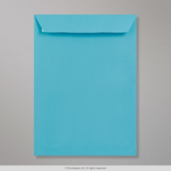 Enveloppe Clariana bleue vive 324x229 mm (C4)