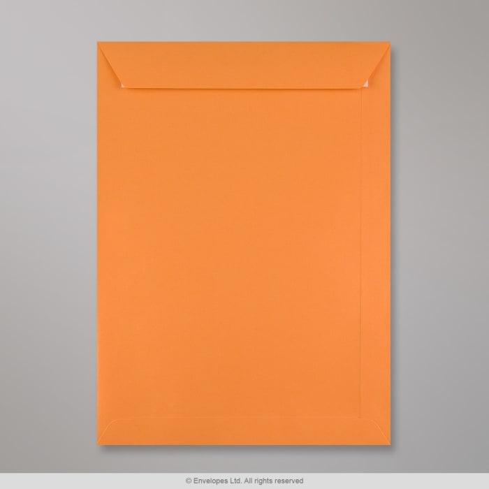 Mittelorangefarbener Clariana Briefumschlag 324x229 mm (C4)