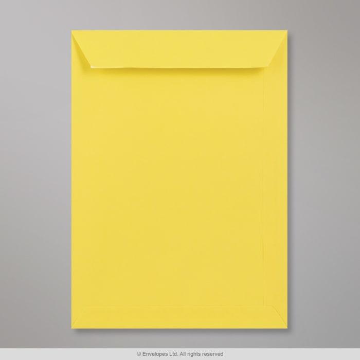 324x229 mm (C4) Koperta jasnożółta Clariana