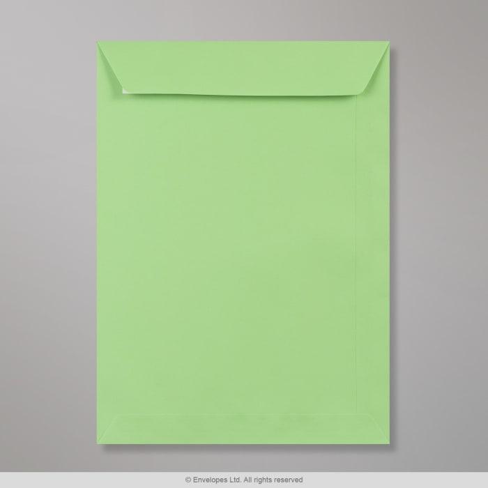 Svag grøn Clariana-konvolut 324x229 mm (C4)