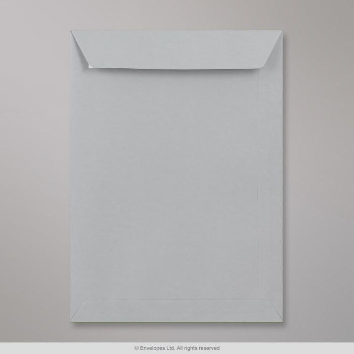 Sobre Clariana gris pastel de 324x229 mm (C4)