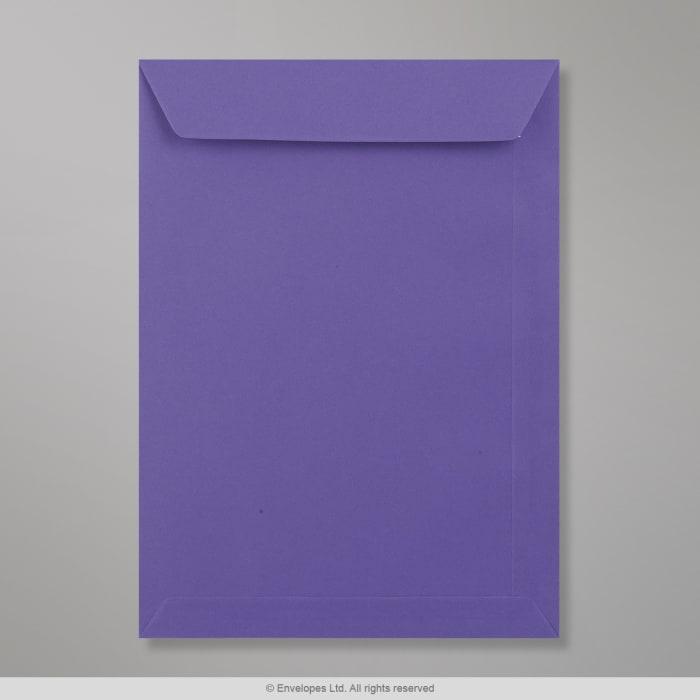 Violetter Clariana Briefumschlag 324x229 mm (C4)