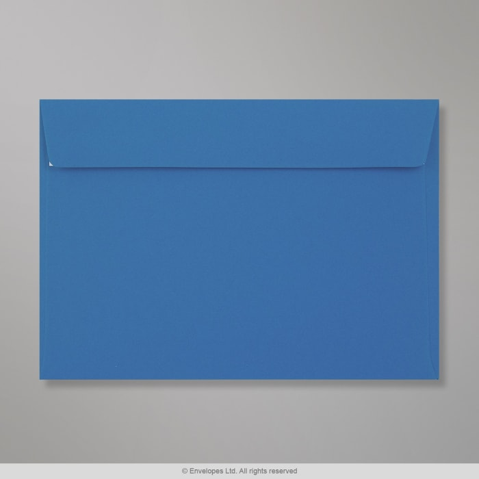 Enveloppe Clariana bleue éclatante 162x229 mm (C5)