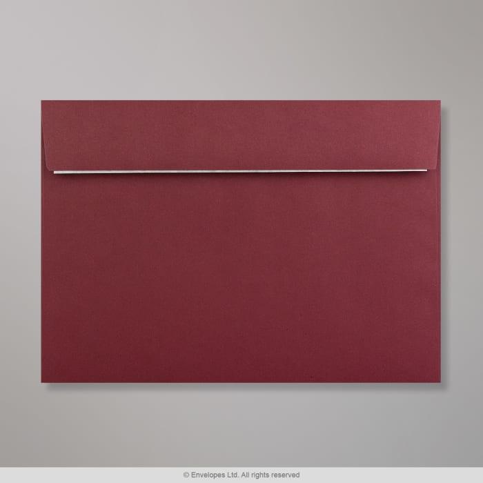 162x229 mm (C5) Clariana Burgundy Envelop