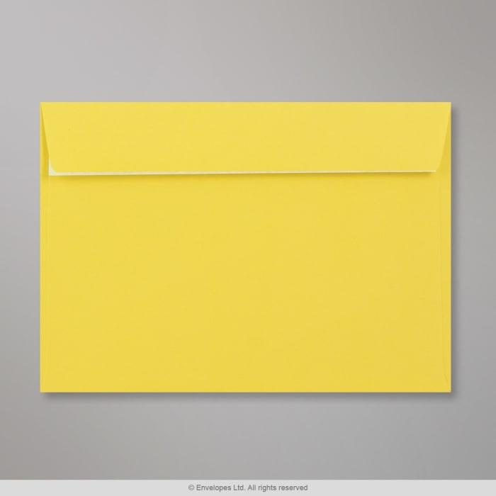 Enveloppe Clariana jaune vive 162x229 mm (C5)