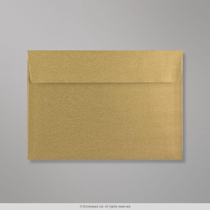 114x162 mm (C6) Koperta złota