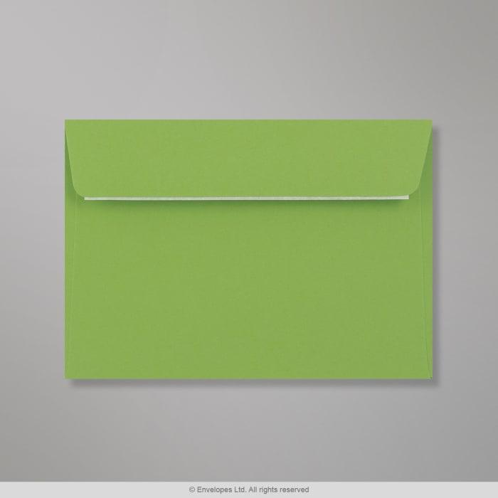Hellgrüner Clariana Briefumschlag 114x162 mm (C6)